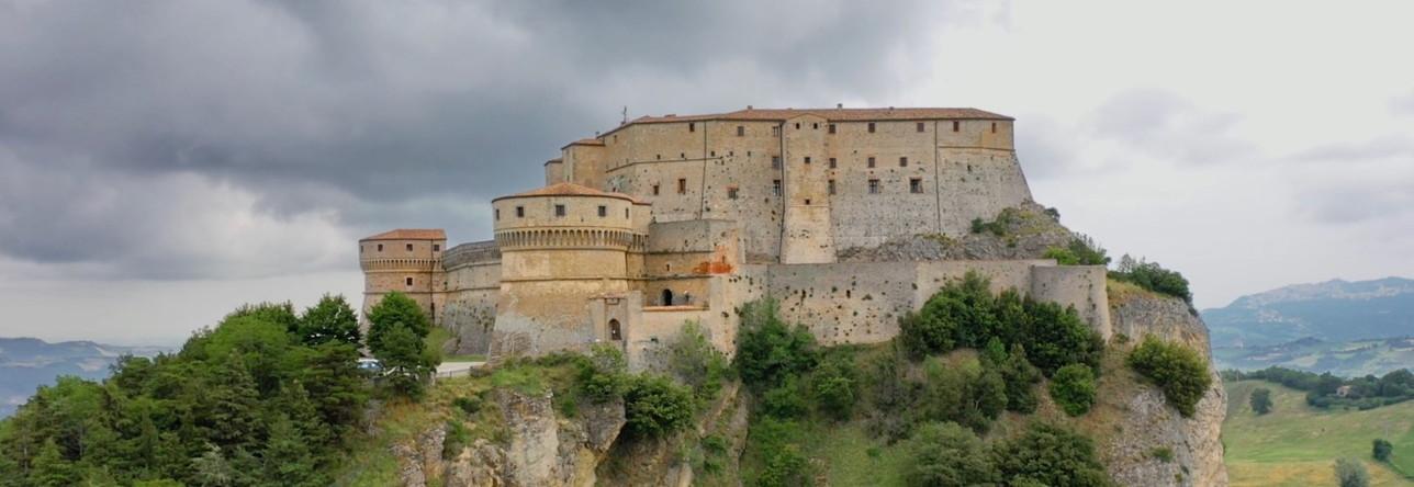 La Romagna che non ti aspetti: rocche, borghi e castelli