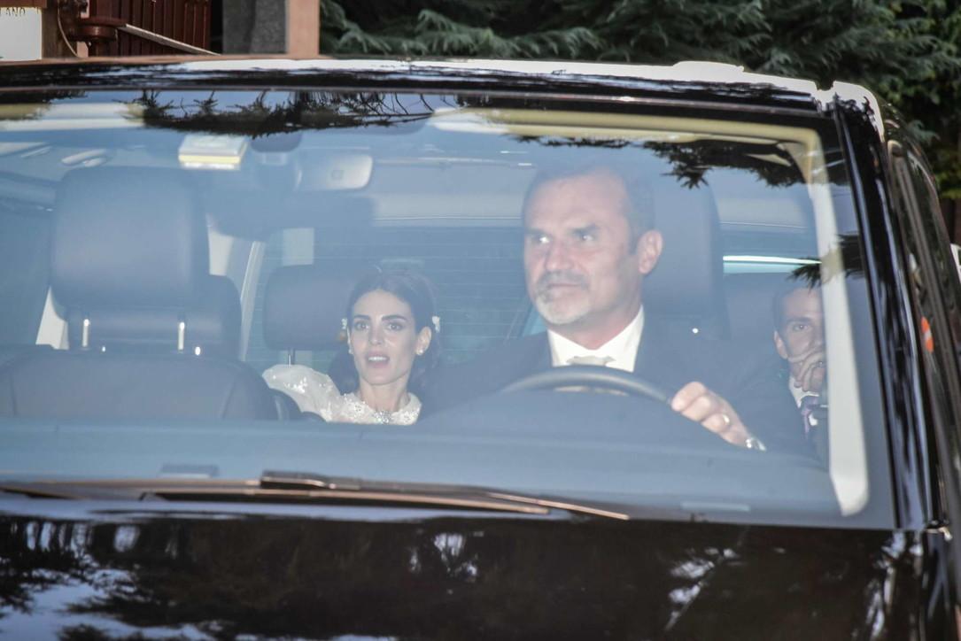 Luigi Berlusconi ha sposato Federica Fumagalli, tutti i dettagli sulle nozze blindatissime