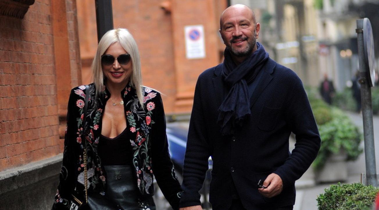 """Walter Zenga divorzia dalla moglie Raluca: """"Non la riconosco più"""""""