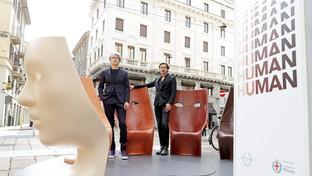 """A Milano arriva """"Nemo, omni"""", l'installazione di Driade contro il razzismo"""