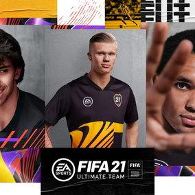 FIFA 21 Ultimate Team:si parte con due Squadre della Settimana