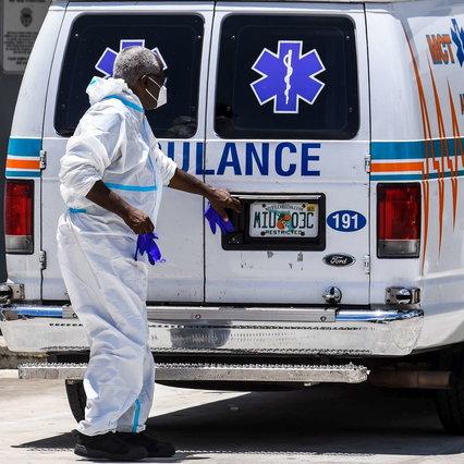 Un nuovo record di contagi nel mondo: più di 350.000 casi in 24 ore