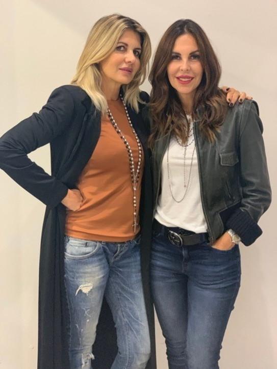 Alessandra e Francesca Piacentini, stiliste di Miss Bikini