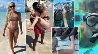 Lindsey Vonn è in forma pazzesca: guarda le immersioni della sportiva