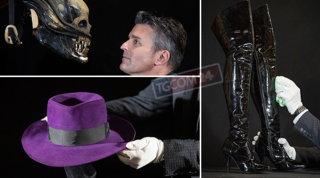 """Dal cappello di Joker agli stivali di """"Pretty Woman"""", Hollywood va all'asta per quasi 5 milioni di euro"""
