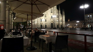 Coprifuoco a Milano, la città si prepara a chiudersi in casa