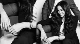 Meghan e il mistero del super orologio che indossa