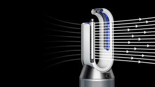 L'aria secca favorisce la proliferazione di batteri, l'umidificatore igienico è la soluzione