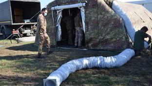 Coronavirus, l'Esercito torna in strada: Operazione Igea per fare 30mila tamponi al giorno
