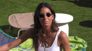 """""""GF Vip 5"""", la Gregoraci attacca Stefania: """"Per competizione ha rovinato un'amicizia"""""""