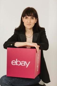 Alice Acciarri,General Manager di eBay in Italia e Spagna