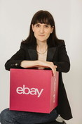Alice Acciarri, General Manager di eBay in Italia e Spagna