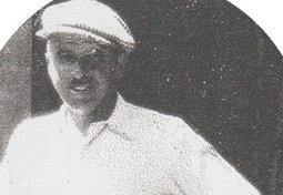 Francesco Pasquali, gran signore e primo vincitore dell'Open d'Italia di golf