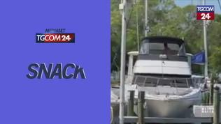 """Florida, come NON """"parcheggiare"""" lo yacht"""