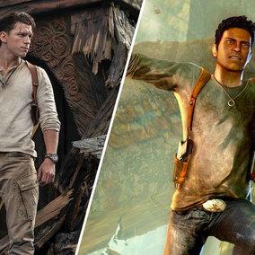 Videogiochi: le prime immagini di Tom Holland nei panni del protagonista di Uncharted