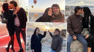 Michela Quattrociocche e Giovanni Naldi in Turchia, che vacanza da favola!
