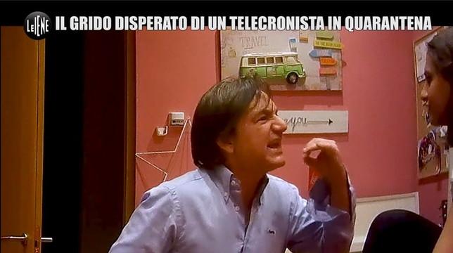 "La figlia ricatta la prof, Fabio Caressa è una furia: ""Vai in galera!"""