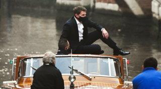 """""""Mission: Impossible 7"""" con Tom Cruise chiude per coronavirus a Venezia"""