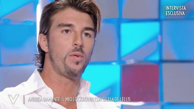 """Andrea Damante: """"Con Giulia De Lellis pensavo di fare una famiglia"""""""