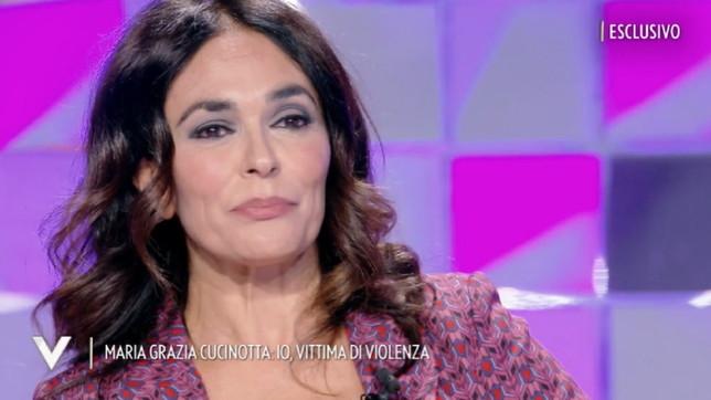 """Maria Grazia Cucinotta: """"Io aggredita da un uomo quando avevo 20 anni"""""""