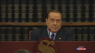 """Berlusconi: """"Evitare nuovo lockdown"""""""