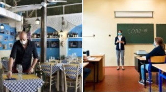 Ecco il nuovo Dpcm: bar e ristoranti aperti anche la domenica, chiusura alle 18 | Scuola, Dad per le superiori oltre il 75% |Sconsigliati gli spostamenti| La scheda