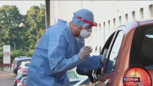 Coronavirus, 21mila contagi nel giorno prima dell'entrata in vigore del Dpcm