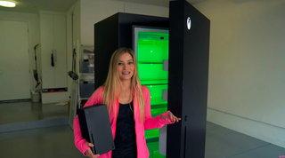 Videogiochi: Xbox Series X si trasforma in un... frigorifero