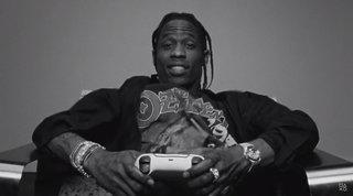 PS5: il rapper Travis Scott diventa partner creativo della console next-gen di Sony