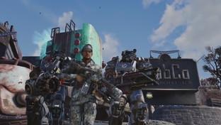Fallout 76, il trailer dell'update Steel Dawn