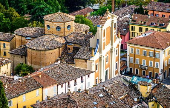 L'Italia e i suoi borghi gioiello