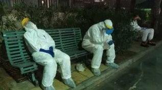 Sassari, operatori stremati in attesa che il Pronto Soccorso accolga i pazienti