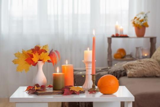 Tendenze d'autunno: in casa non può proprio mancare la zucca