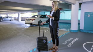 A Stoccarda prove di Automated Valet Parking