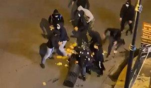 Misure anti-Covid, proteste a Palermo