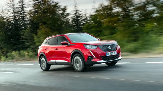 Il viaggio al cuore di Peugeot 2008