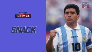 I 60 anni di Maradona: le migliori canzoni dedicate al campione