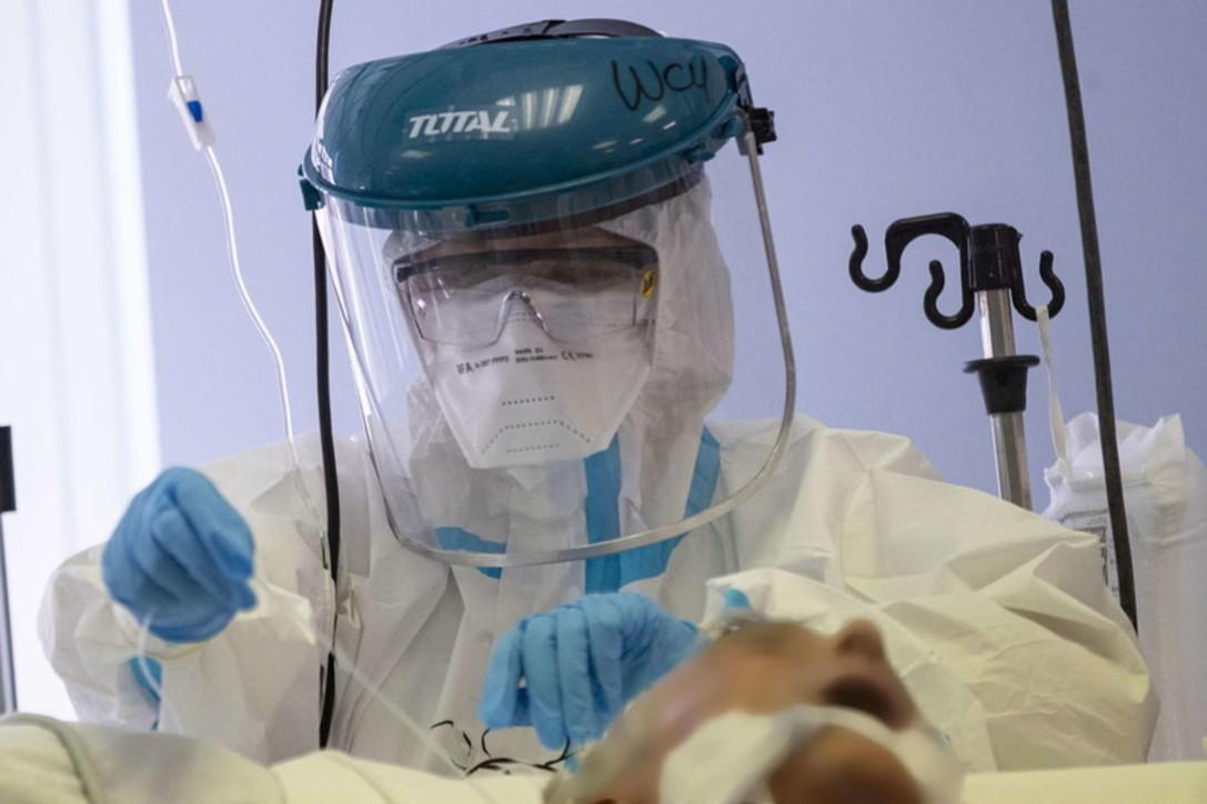 Coronavirusnel Lazio: incremento di 1.035 posti letto per Covid