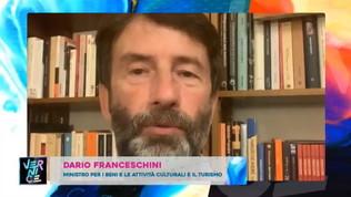 """Vernice, Franceschini: """"Le Tv a fianco della cultura"""""""