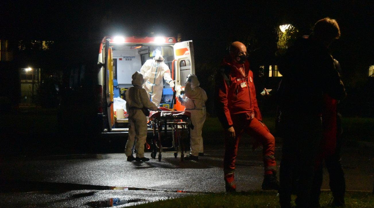 Coronavirus, insieme alla Croce Rossa in servizio nell'hinterland milanese