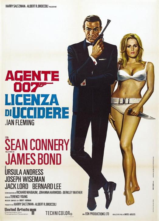 Azione, fascino e donne bellissime: i 7 magnifici 007 di Sean Connery