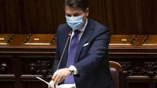 """Covid,Conte: """"Lacurva dei contagi impone nuove misure"""""""