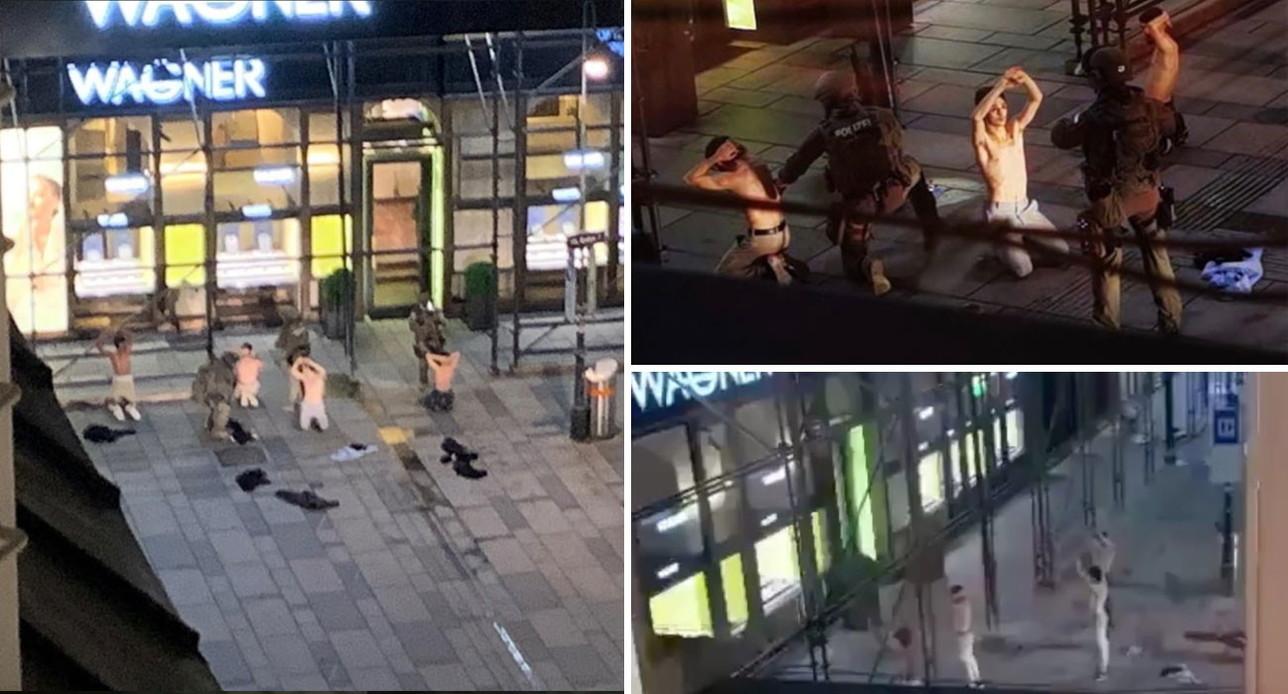 Austria, attacco terroristico a Vienna: commando dell'Isis in azione vicino  alla sinagoga e in altri 5 punti | Morti e feriti - Tgcom24