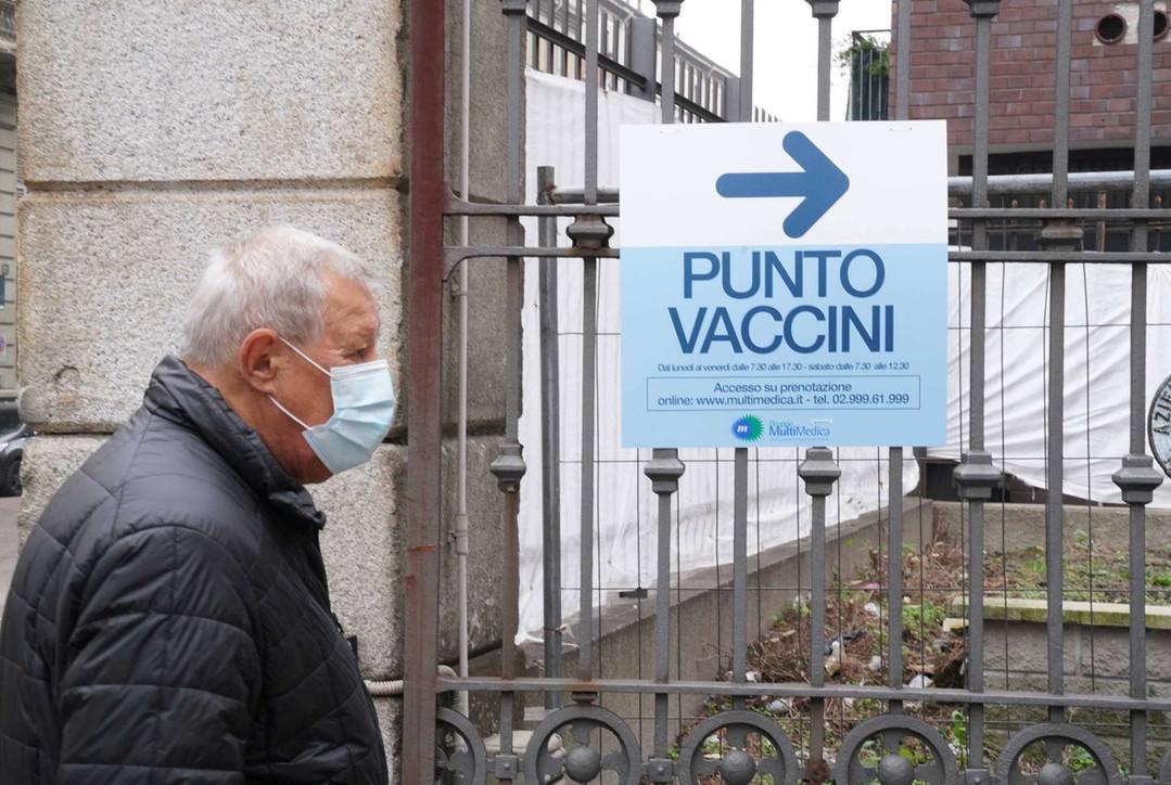 A Milano il vaccino antinfluenzale si fa al museo: le sale trasformate in ambulatori per un mese