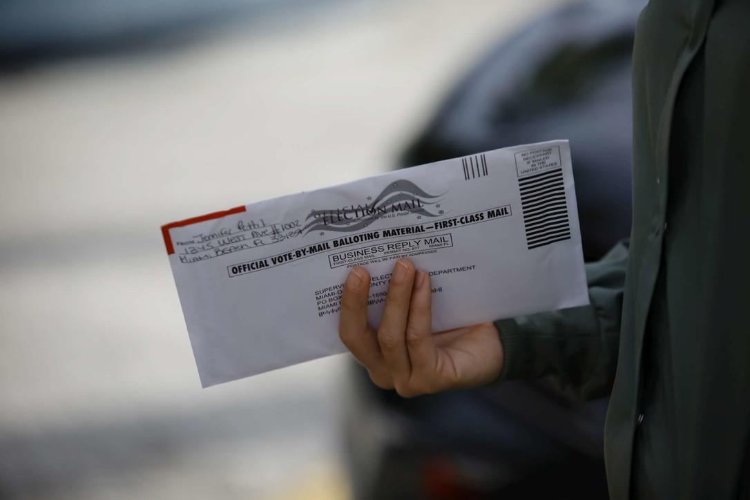 Elezioni Usa, il voto postale diventa determinante