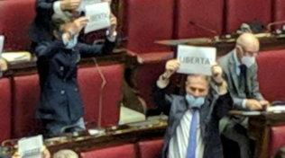 Approvata la legge antiomofobia, alla Camera scoppia la protesta di Lega e Fdi