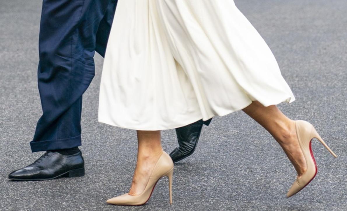 Scarpe moda 2020: da Melania Trump ai trend d'autunno