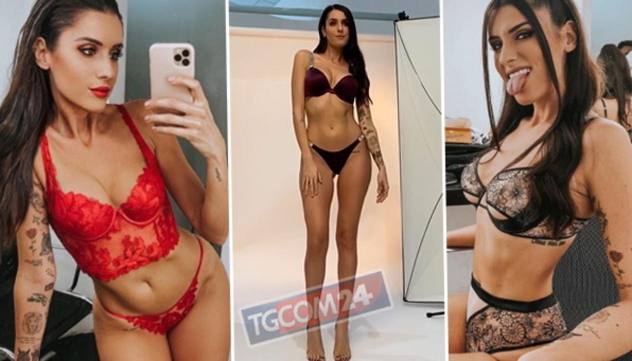 Valentina Vignali zittisce i follower in lingerie mozzafiato