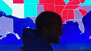 La Casa Bianca è lontana per Kanye West:solo 60mila voti ma lui pensa già al 2024
