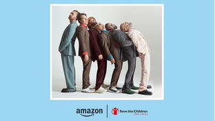 """Riscriviamo il futuro"": Amazon.it e Negramaro insieme per sostenere Save the Children"